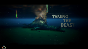 Taming The Beast - Ark: Survival Evolved by ampix0