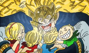 One Piece Chapter 841+ To the East Blue! by Amanomoon