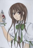 Copic Vampire Knight Competition by seli-chan