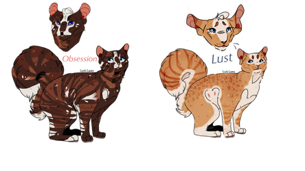 [Open Adoptables | PayPal Set Price] by Lush-Laws