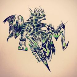Draw  by DrumArt