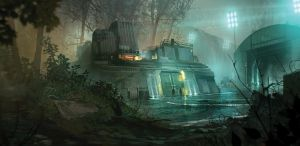 Project X - Military Base 01a Comp by ned-rogers