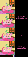 Pinkie Pie Says Goodnight (Season 3 is GO) by Undead-Niklos