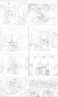 .::Healer's Melody Song Strip Pg 5::. by Sonar15