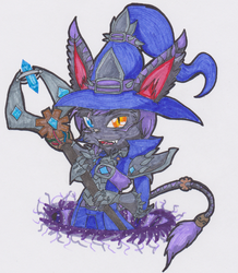 (Reupload) Zeigar by Tiera-The-Yordle