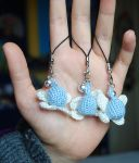 Navi phonestraps by TheArtOfMuffin