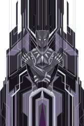 Black Panther Vector Set 1 by timberking