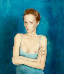 For Picasso. Blue period by KaterinaBelkina