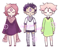 new adopts !! (closed) by cheapjam