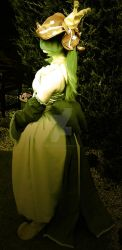Wild Lilligant Appeared by TheBlindProphetess