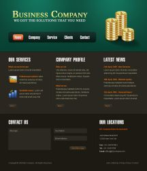 Business Template for TF by ilove-2-design