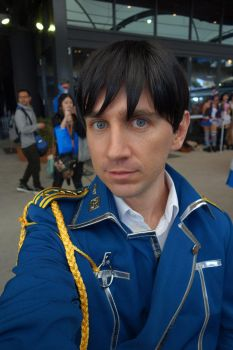 Roy Mustang by callianis
