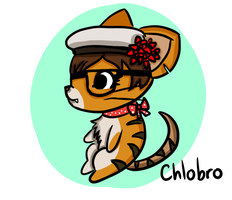 Chlobro by AnimaloverXD