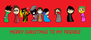Merry Christmas Yall by Extermanet
