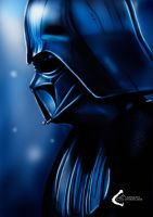 Darth Vader + Speed Painting by ArtAG95