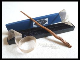 Handmade Wand ''Dragon of the East'' by PraeclarusWands