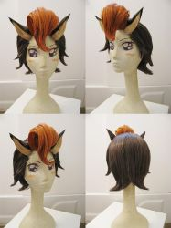 Wocky Wig Commission by Pisaracosplay