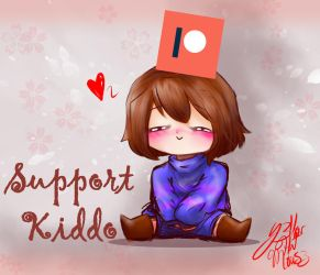 Support Kiddo on Patreon (Read Description) by Y3llowHatMous3