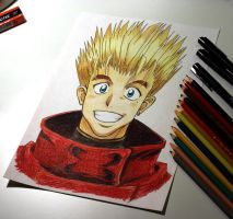 Vash the Stampede by BagiraN1984