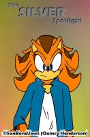 TSS Character Picture: Mason The Hedgehog by SonBondJaws