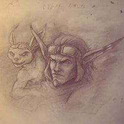 Jak and Daxter by varuik