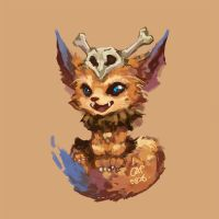 Gnar by capcomcc