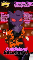 PBVCR - Tigra the Tigress - Tigress Terror by PlayboyVampire