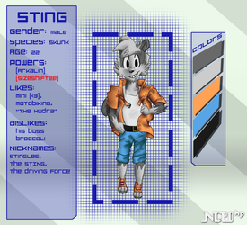 Sting Ref by Ngeohp