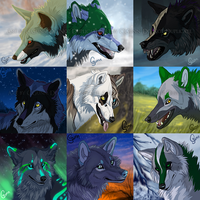 Icons: Batch 6 by InstantCoyote