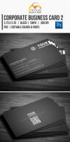 Corporate Business Card 2 by EgYpToS