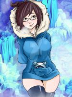 Mei Overwatch by ChigoSenpai