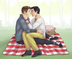 Picnic by ass-butt