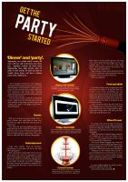 Get The Party Started by StratocasterUK