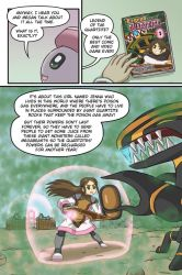Intergalactic Fusion Book 1 - Page 146 by Galactic-Rainbow