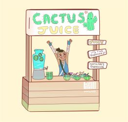 Cactus Juice by peore
