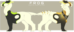 Koltherian: Frog ref by C0ZR10N