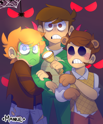 Eddsworld   Monsters! by Deviant-MankDemes