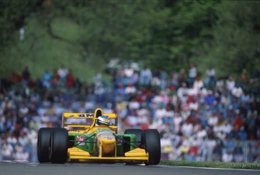 Michael Schumacher (1993) by F1-history