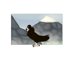 Botanica Zoo || Cinerous Vulture || Ziggy by LadyPipen