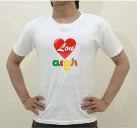 Kaos iloveaceh by hack87