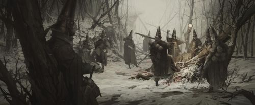 Ash Walkers, First Hunt by TimofeyStepanov