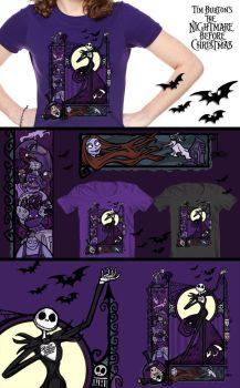 This, Our Town of Halloween by khallion