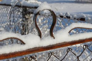 Icy Gate by MillyT