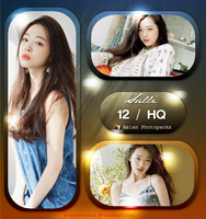 |134| +SULLI | Photopack #02 by YouAreMyBae