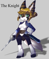 Knight Andres by Camos8A