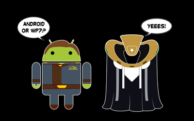 Android or WP7? by Ra100x