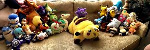 PokeDoll Collection :3