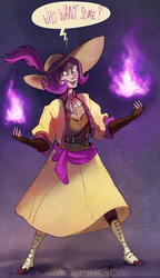 Magician Edna by rosy-GingerPear