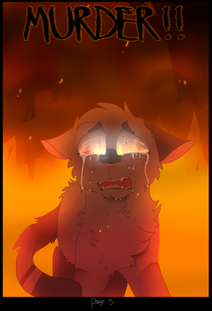 [Vision of red] Page 5 // PROLOGUE FINAL by TheRed-Beast