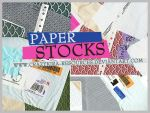 Large Textures .31-Paper Stock by crazykira-resources